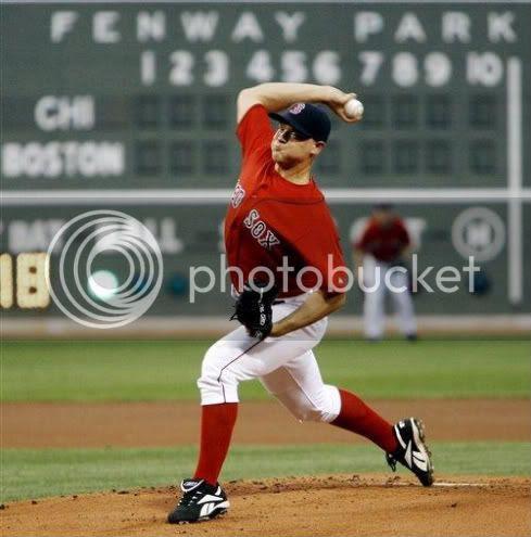 Daniel Bard - RP - Boston Red Sox