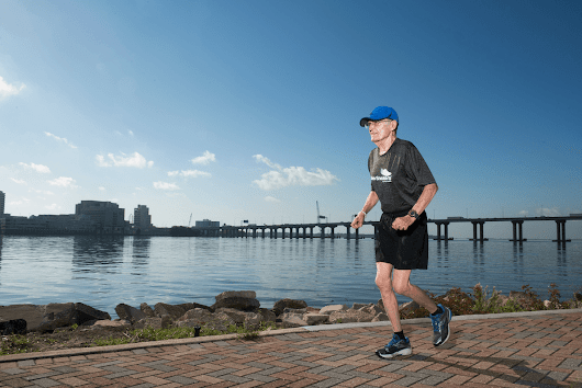 Running 108 marathons has kept one 79-year-old man happy and healthy | Jacksonville Magazine