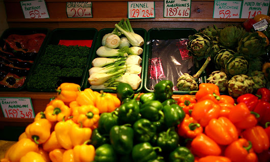 Fruit and vegetable intake: five a day may not be enough, scientists say