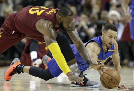 Cavs still hating on Golden State Warriors with pregame music