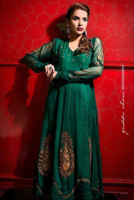 Gul-Ahmed-Eid-Dresses-2012-13-Gul-Ahmed-Embroidered-Double-Shirt-Gown-Dresses-6
