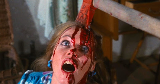 'Pieces': The king daddy of '80s chainsaw splatter films returns, still exactly what you think is