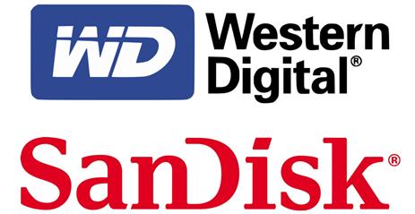 Western Digital y SanDisk