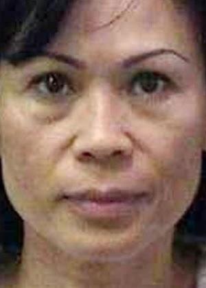 Catherine Kieu, de 50 anos, não aceitou o pedido de divórcio e mutilou o marido