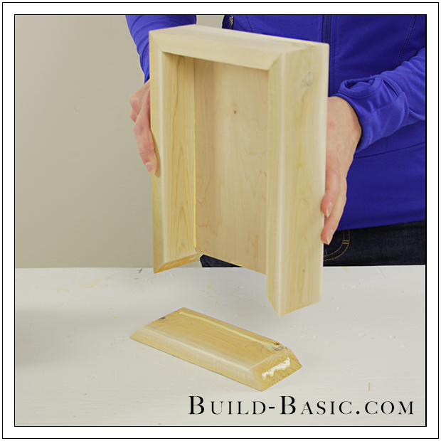 Build A Diy Shadow Box Frame Build Basic