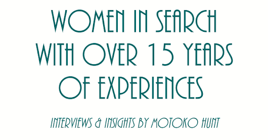 Women in Search With Over 15 Years of Experiences - The SEM Post