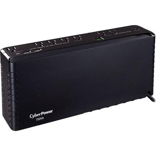 CyberPower SL750U UPS - 375W - 750 VA - 5.5 Ah