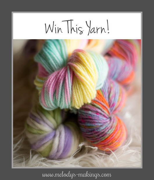 Spread the Word {Win Some Yarn}!