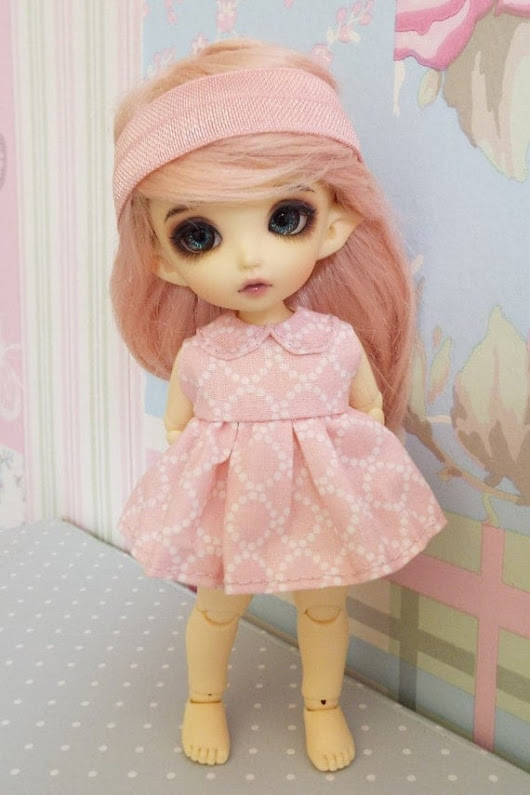 Lati yellow/Pukifee dress by buttonspaperscissors on Etsy