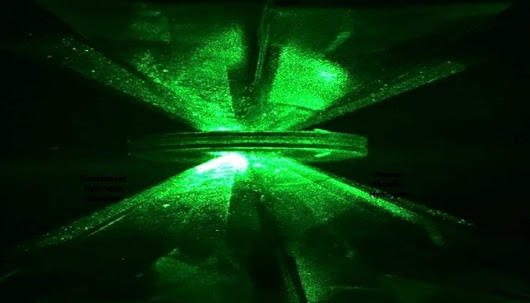 Scientists May Have Made Metallic Hydrogen, a Potentially Game-Changing Fuel Source