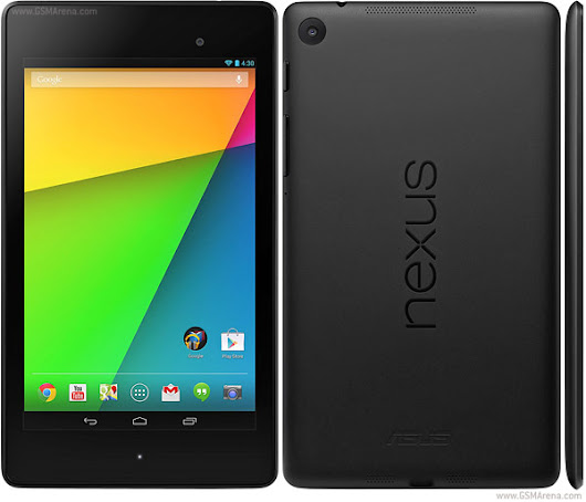 Google Nexus 7 2: Tech Specs & Price