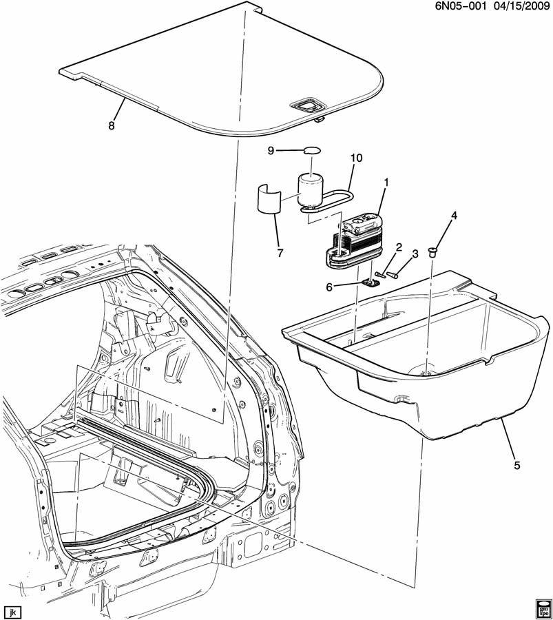 2011 Srx Wiring Diagram