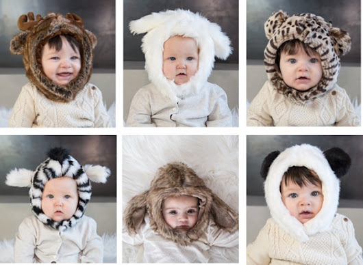 Free Stylish Baby Hats for Adorable Babies! - The Frugal Girls