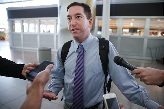 Glenn Greenwald to publish list of U.S. citizens that NSA spied on