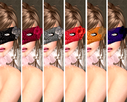 AF2010: AtomicBambi Mask - Masquerade