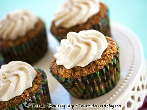 Oatmeal Cream Cupcakes