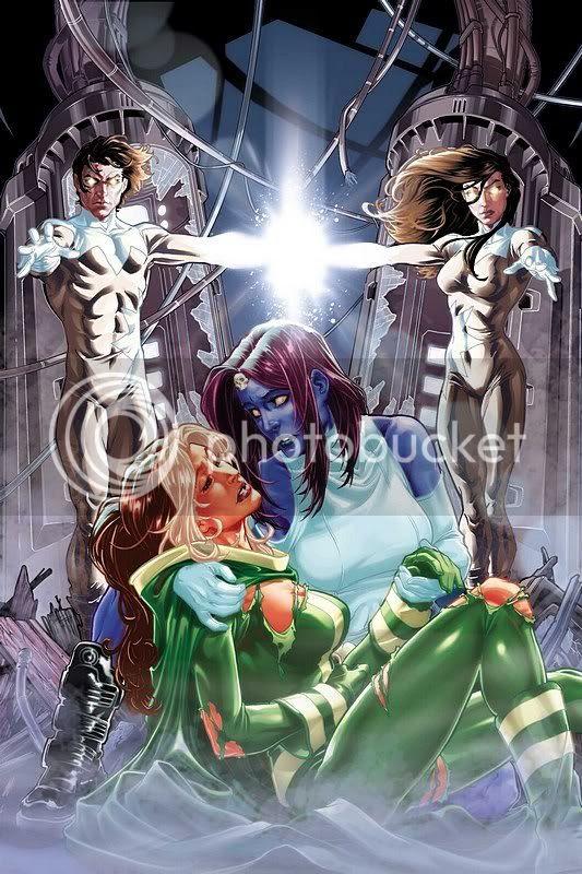 X-Men: Annual #1