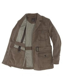 Outdoor Jacket With Flap Pockets Lavos By Boss Selection