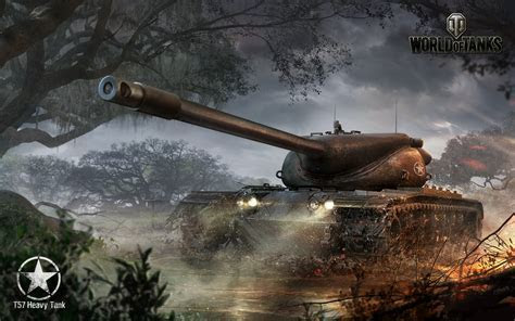 T57 Heavy Tank World of Tanks Wallpapers   HD Wallpapers