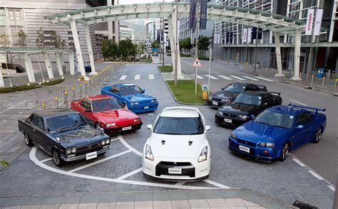 Nissan Skyline   Wikipedia, la enciclopedia libre