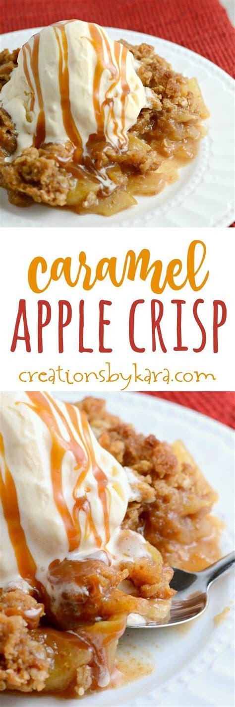 apple crisp recipes ideas  pinterest apple