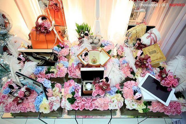 Gubahan-hantaran-perkahwinan  dream :)  Pinterest
