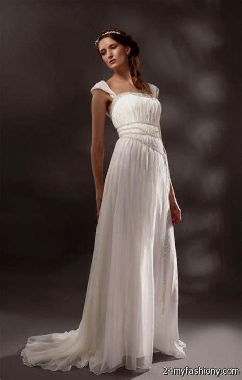 chiton wedding dress looks   B2B Fashion