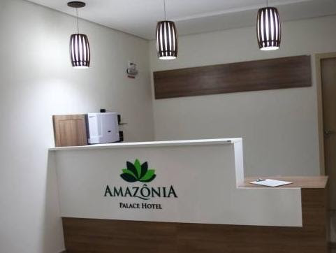 hotel near Rio Branco Amazônia Palace Hotel