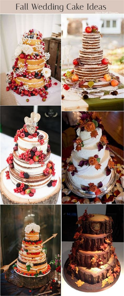 76 of the Best Fall Wedding Ideas for 2018   Deer Pearl