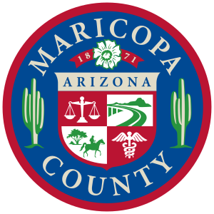 Seal of Maricopa County, Arizona