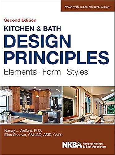 Pdf Kitchen And Bath Design Principles Elements Form