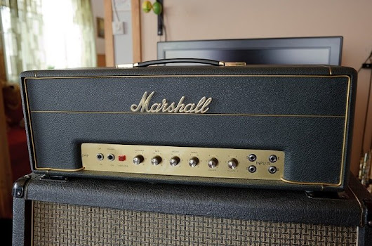 Best Guitar Amp Head - The Masters of Stage - Music Skanner