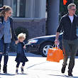 Rebecca Gayheart & Eric Dane Take Daughter Billie Birthday Shopping | Celeb Baby Laundry