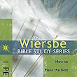 The Wiersbe Bible Study Series: 1 Peter: How to Make the Best of Times Out of Your Worst of Times - Kindle edition by Warren W. Wiersbe. Religion & Spirituality Kindle eBooks @ Amazon.com.
