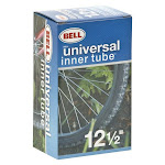 Bell Bicycle Inner Tube, Standard Valve, 12.5 inches