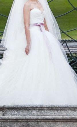 Vera Wang Kate Hudson Bride Wars dress, £3,000 Size: 2