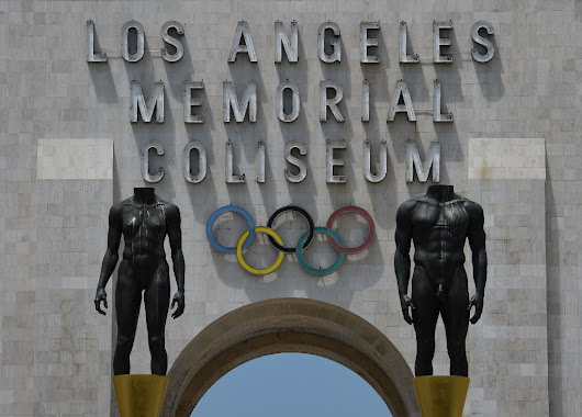 U.S. Olympic Committee 'very optimistic' about L.A. bid for 2024 Games