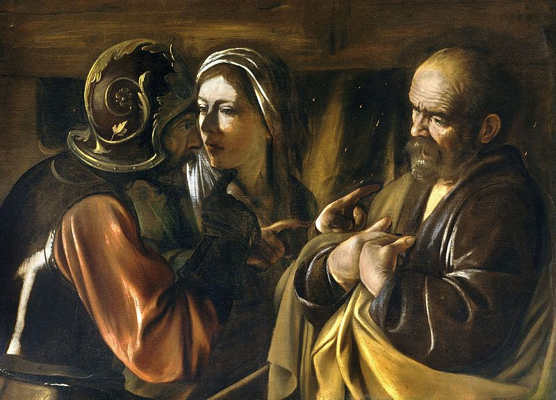 File:The Denial of Saint Peter-Caravaggio (1610).jpg