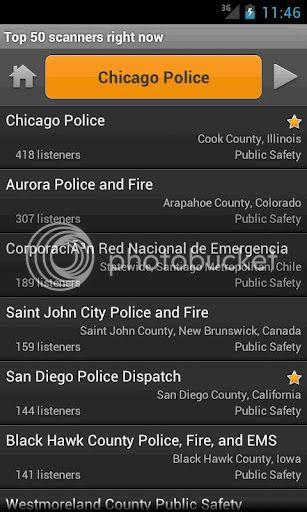 4ea7b660 Scanner Radio Pro 3.8.2 (Android) APK