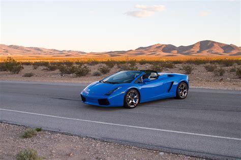 2008 Lamborghini Gallardo Spyder Convertible 2 Door 5.0L for sale