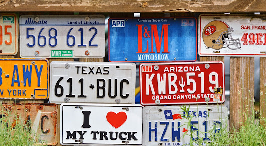 Policies Being Adopted for DUI License Plates