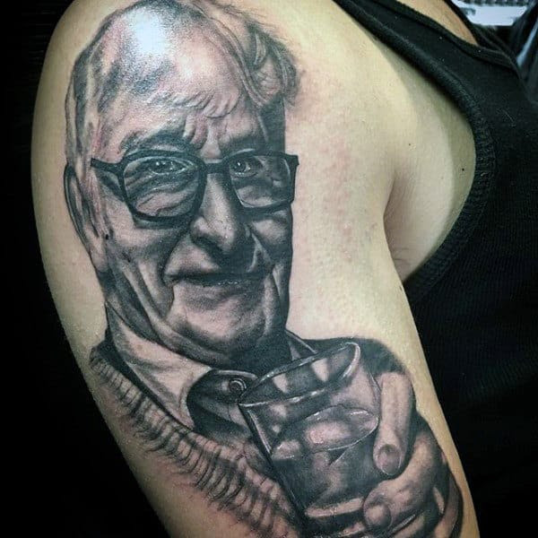 40 Grandpa Tattoos For Men Tribute Ink Design Ideas