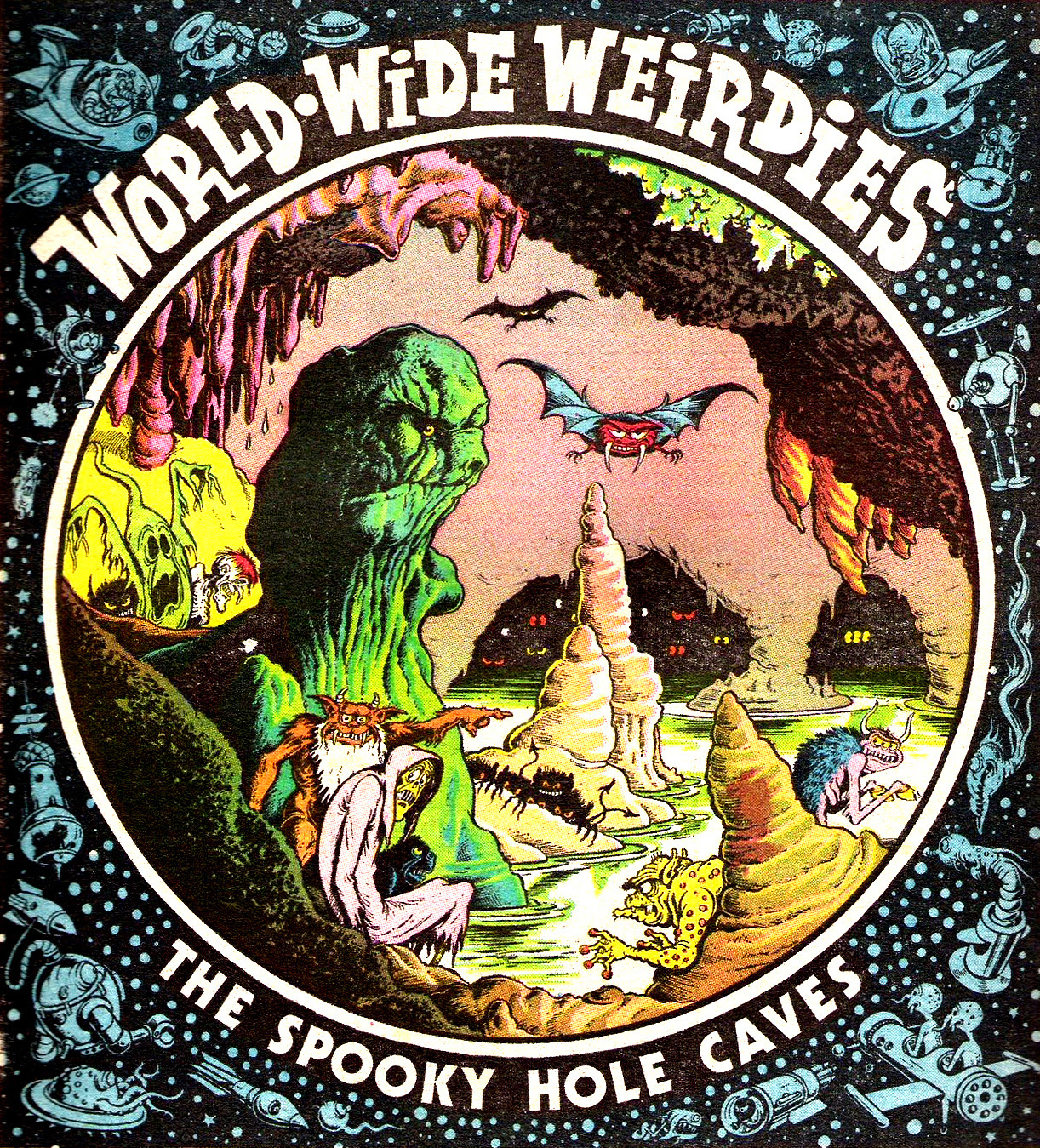 Ken Reid - World Wide Weirdies 54