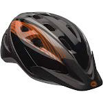 Bell Sports Richter Youth Helmet, Black/Orange