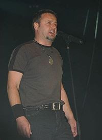 Marko Perković bei einem Konzert in Frankfurt  a. M. im Jahr 2007