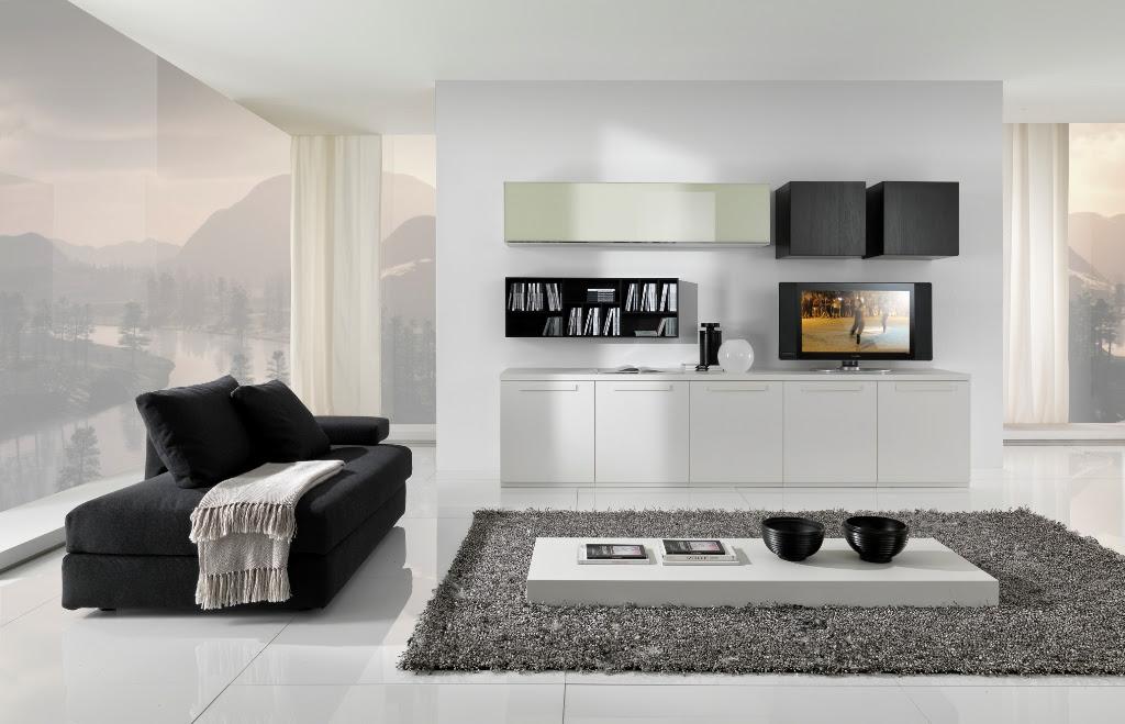 white interior design black and white living room giessegi living room