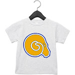 NCAA Albany Golden Rams PPAUN01, G.A.3001T, AHTR, 4T Size 4T AthleticHeather