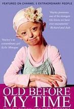 Hayley Okines, la niña más vieja que su madre, celebra que sigue viva