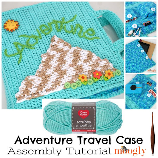 Adventure Travel Case Assembly Tutorial - Moogly