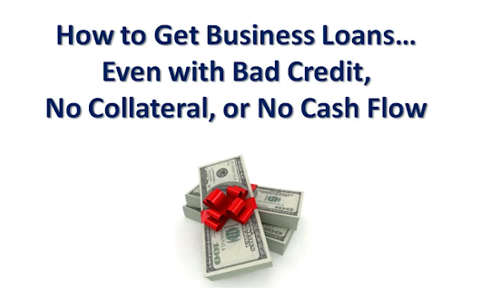 WEBINARJAM | Get Business Loans Even with Bad Credit, No Collateral or Cash Flow